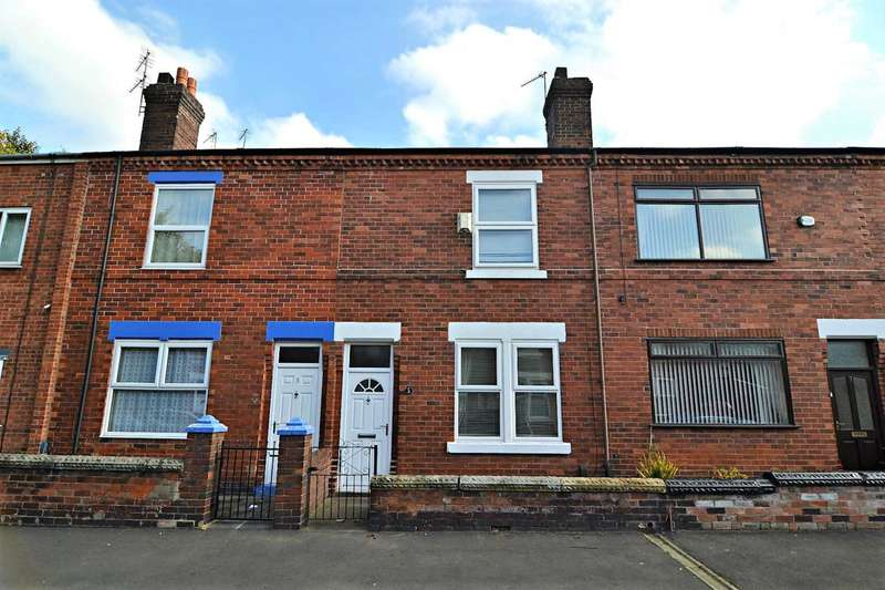 2 Bedrooms Terraced House for sale in Rydal Street, Newton Le Willows