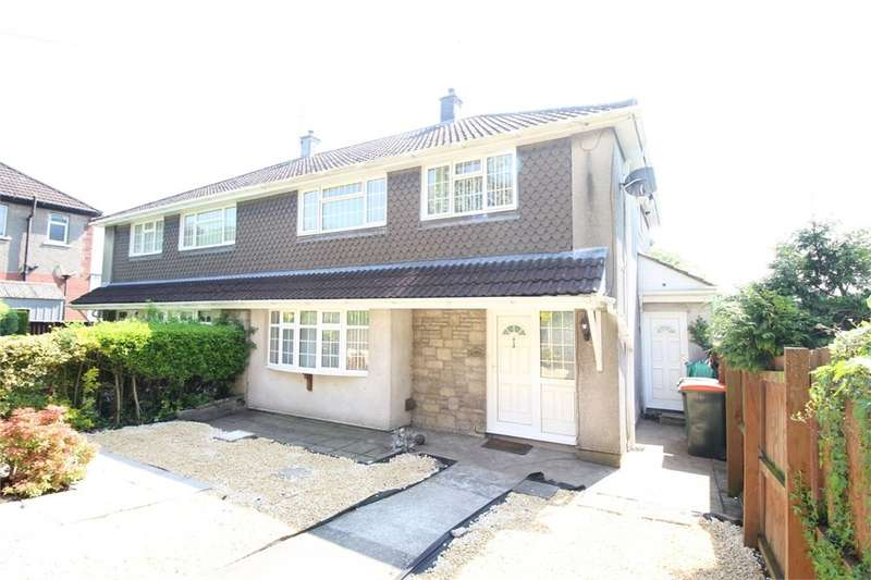 4 Bedrooms Semi Detached House for sale in The Coldra, Newport, NP18
