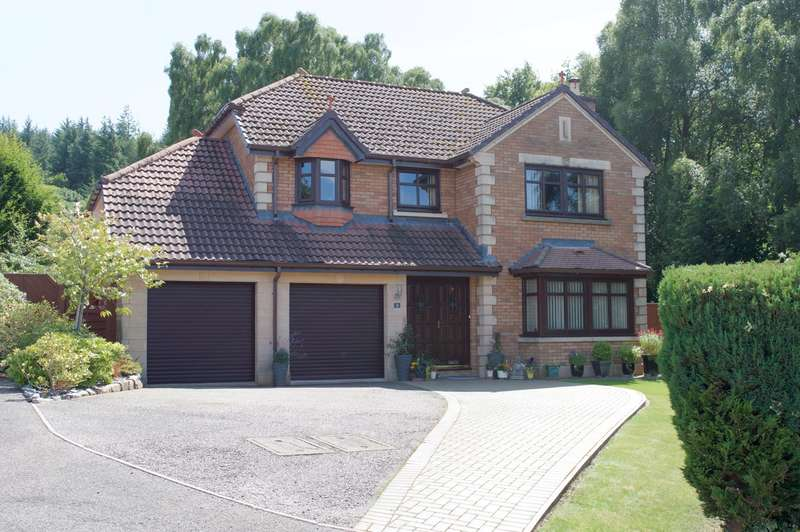 5 Bedrooms Detached House for sale in Oakdene Court, Culloden, Inverness, IV2