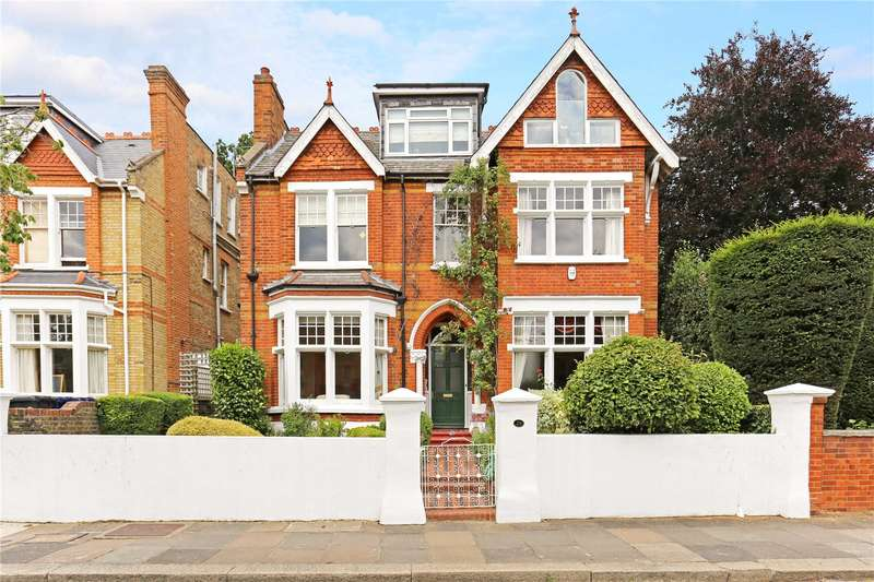8 Bedrooms Detached House for sale in Kings Road, Ealing, W5