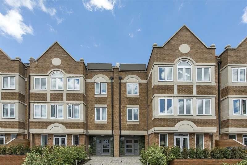 2 Bedrooms Flat for sale in Walpole Court, Ealing, W5