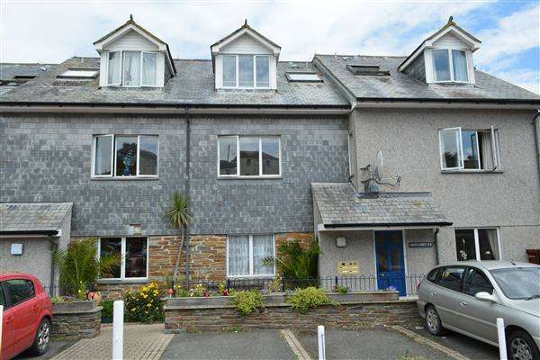 2 Bedrooms Apartment Flat for sale in Mevagissey, Cornwall, PL26