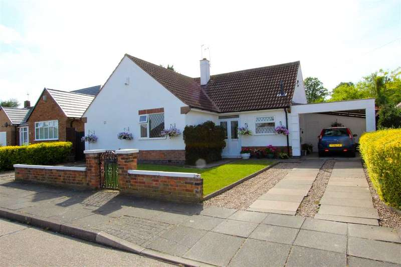 3 Bedrooms Detached House for sale in Kingsbury Avenue, Leicester
