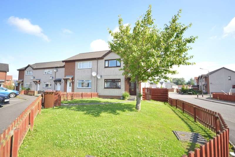 2 Bedrooms Semi Detached House for sale in Baxter Street, Fallin, Stirling, FK7