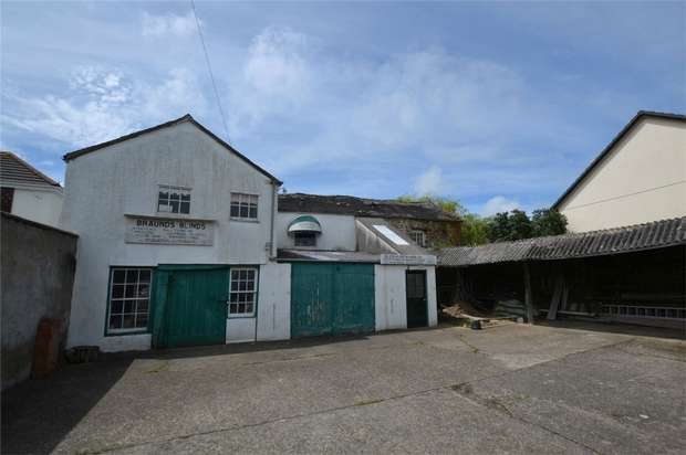 Commercial Property for sale in BRAUNTON, Devon
