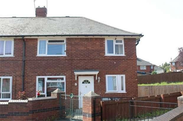 3 Bedrooms Semi Detached House for sale in East Grange Garth, Leeds, West Yorkshire