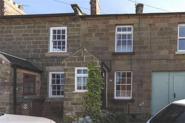2 Bedrooms Terraced House for sale in South Terrace, Skelton-in-Cleveland, Saltburn-by-the-Sea, North Yorkshire