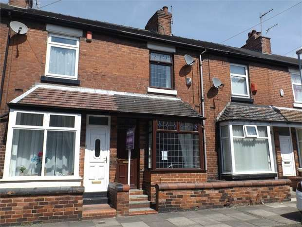 2 Bedrooms Terraced House for sale in Buxton Street, Stoke-on-Trent, Staffordshire