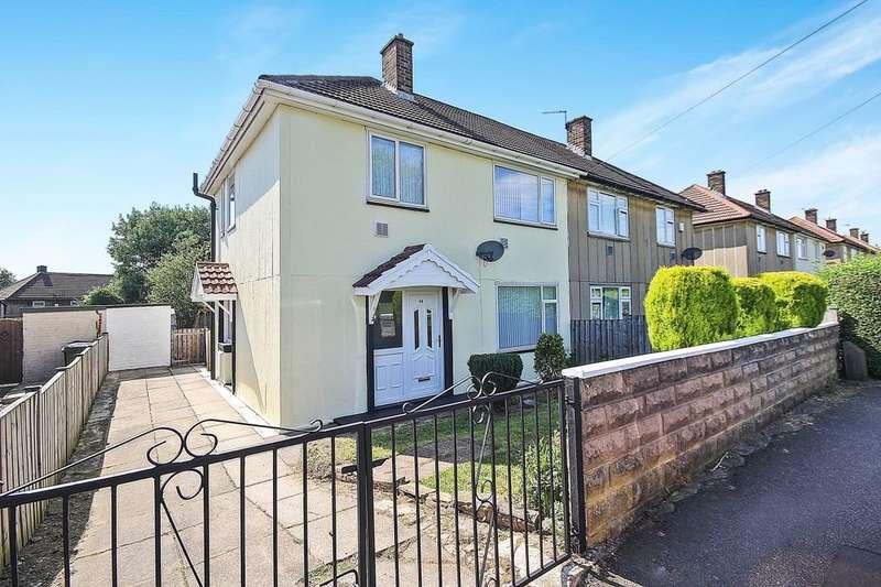 3 Bedrooms Semi Detached House for sale in Eastdean Grove, Leeds, LS14