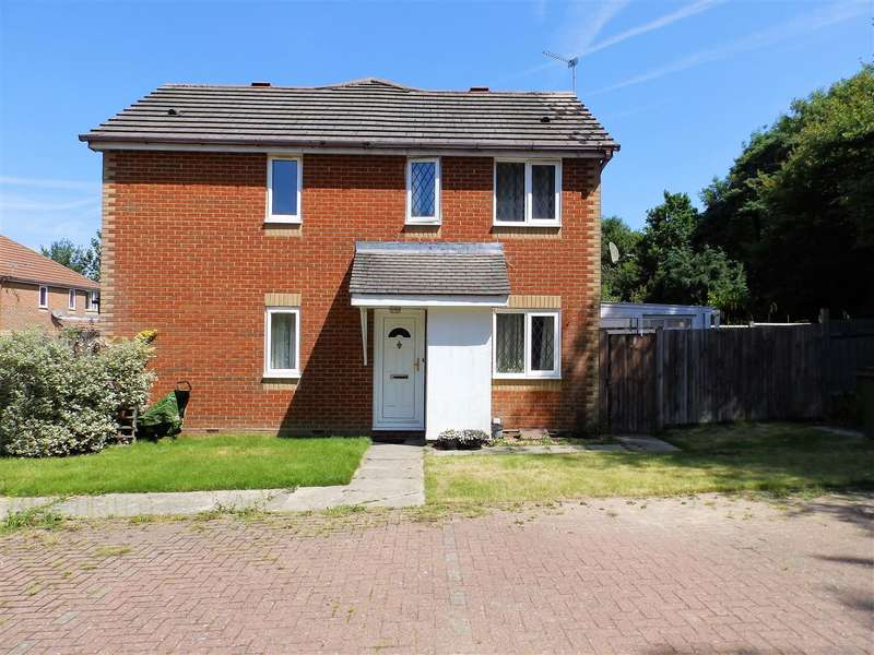 1 Bedroom End Of Terrace House for sale in Lanyon Close, Horsham