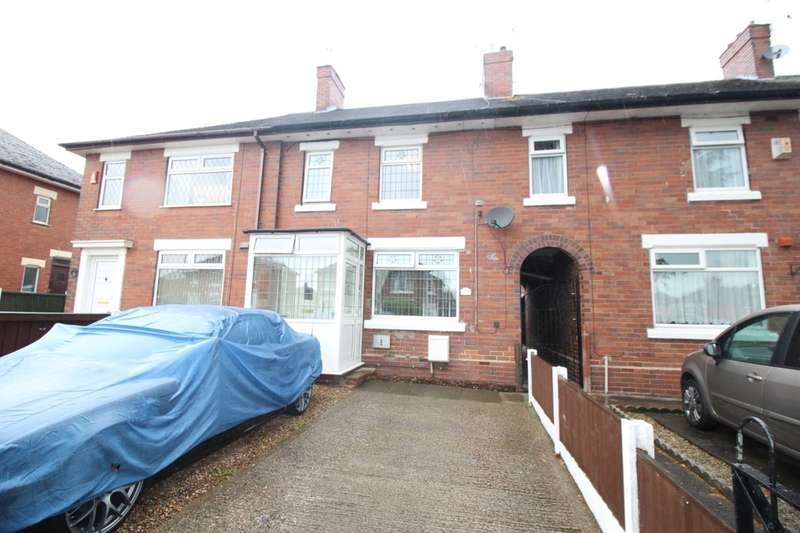 2 Bedrooms Property for sale in Harrowby Road, Meir, Stoke-On-Trent, ST3