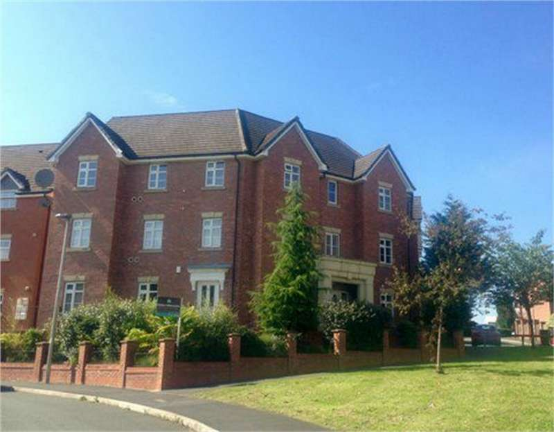 2 Bedrooms Flat for sale in Gadbury Fold, Atherton, Manchester, Lancashire