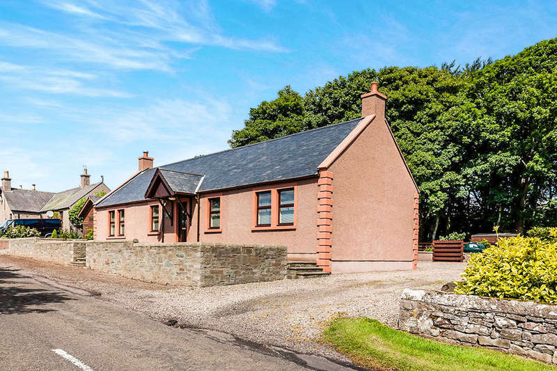 4 Bedrooms Detached Bungalow for sale in Brechin, DD9