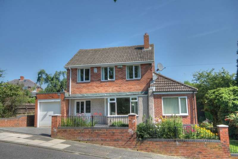 3 Bedrooms Detached House for sale in The Mount, Throckley, Newcastle Upon Tyne, NE15