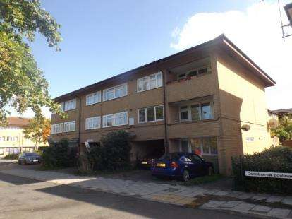2 Bedrooms Flat for sale in Conniburrow Boulevard, Conniburrow, Milton Keynes, Buckinghamshire