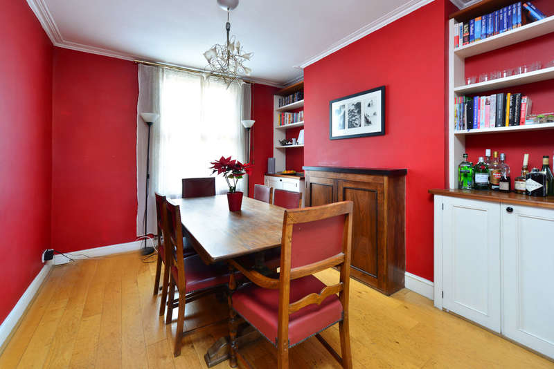2 Bedrooms Terraced House for sale in Jeffreys Street, NW1 9PS