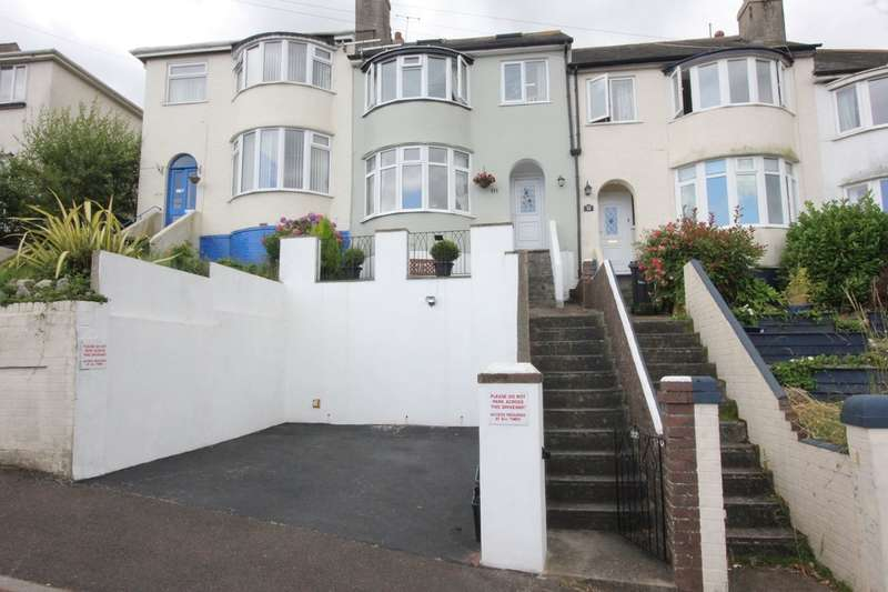 3 Bedrooms Terraced House for sale in Berry Avenue, Paignton