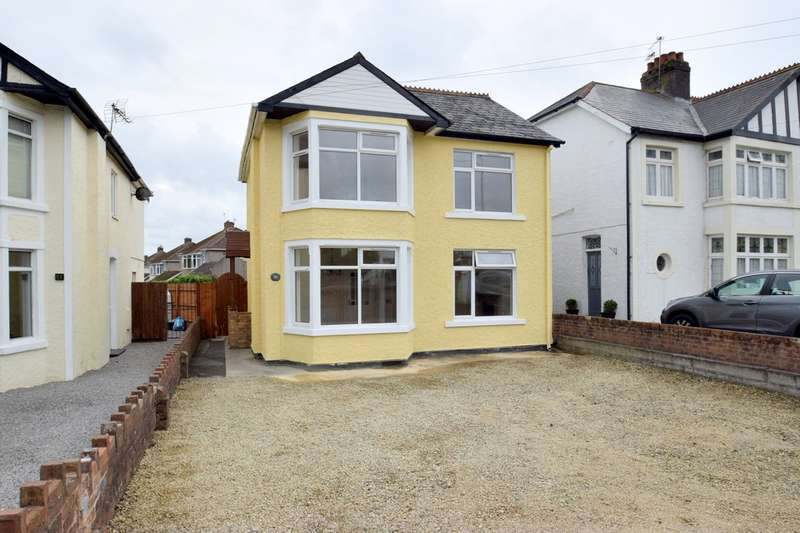 3 Bedrooms Detached House for sale in Springfield House, 95 Ewenny Road, Bridgend, Bridgend County Borough, CF31 3LD.