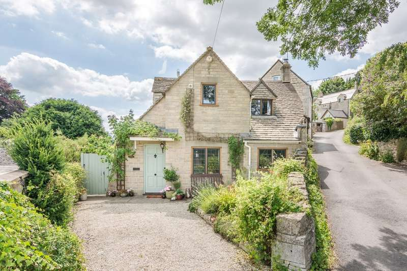 2 Bedrooms Cottage House for sale in Halfway Pitch, Pitchcombe