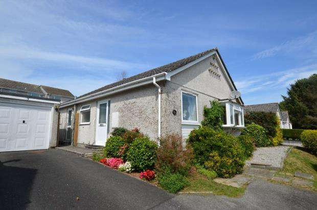 2 Bedrooms Detached Bungalow for sale in Dennis Road, Liskeard, Cornwall