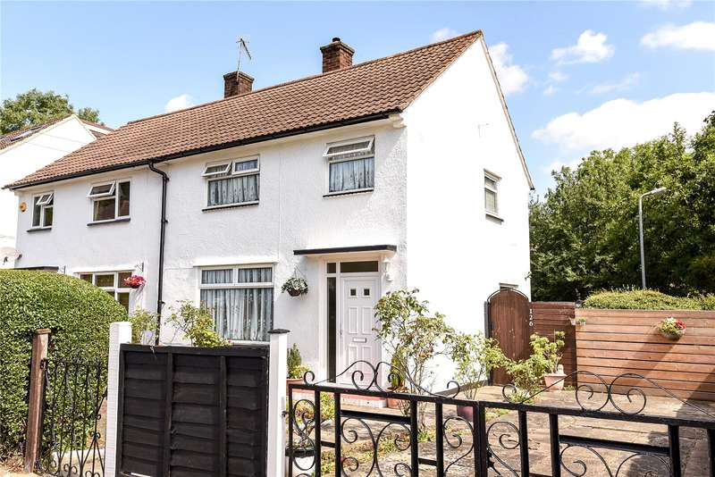 3 Bedrooms Semi Detached House for sale in Muirfield Road, Watford, Hertfordshire, WD19
