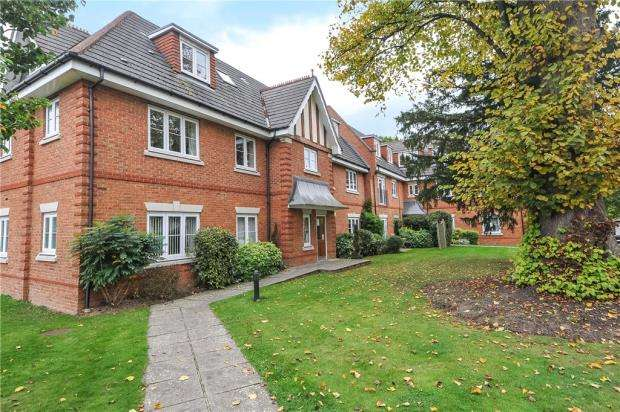 2 Bedrooms Apartment Flat for sale in Oxfordshire Place, Warfield