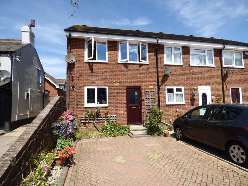 3 Bedrooms End Of Terrace House for sale in Hitchin Road, Stopsley Village