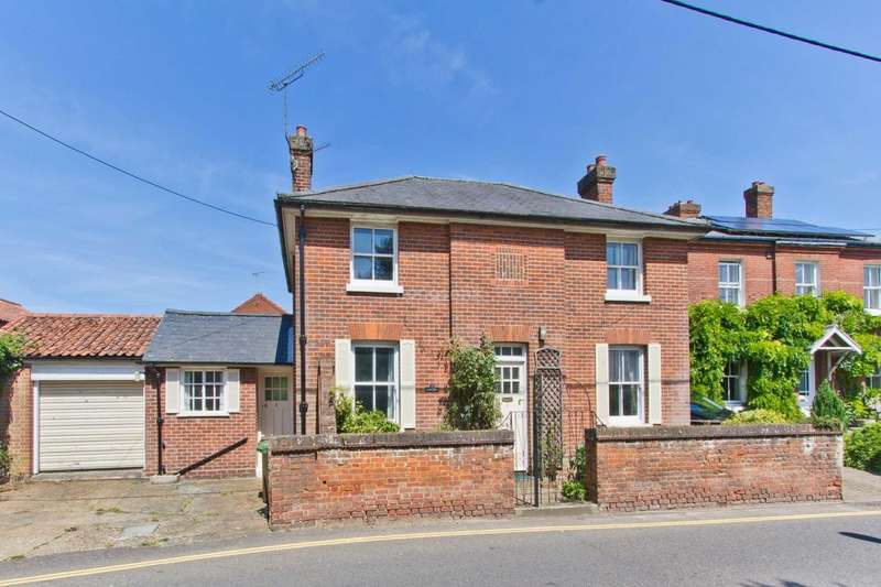 3 Bedrooms Detached House for sale in White Cross Road, Swaffham