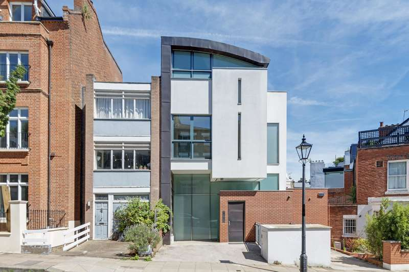 5 Bedrooms House for sale in Denning Road, London
