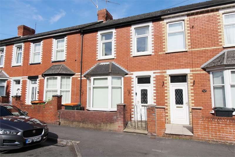 2 Bedrooms Terraced House for sale in Stockton Road, NEWPORT, NP19
