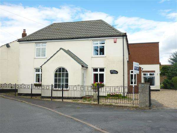 4 Bedrooms Detached House for sale in PELHAM CRESCENT, KEELBY, GRIMSBY