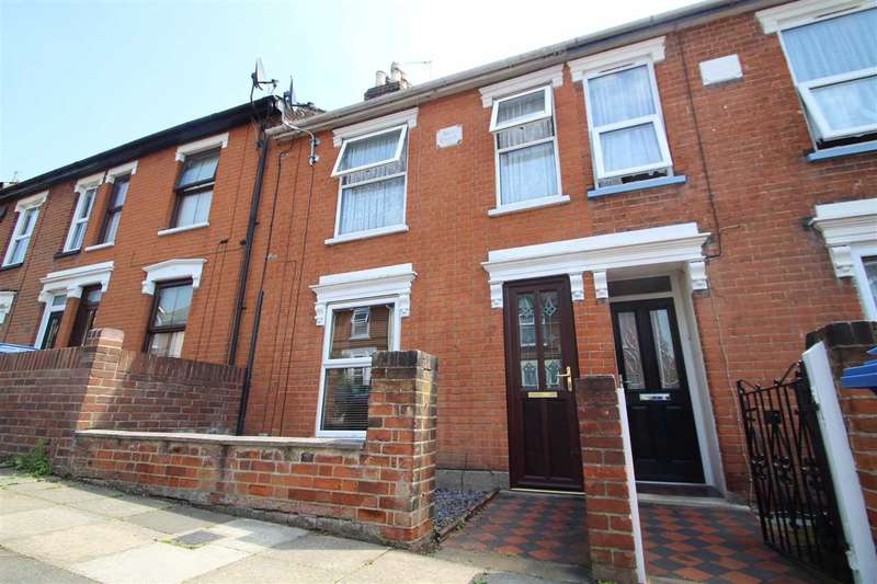 3 Bedrooms Terraced House for sale in Martin Road, Ipswich