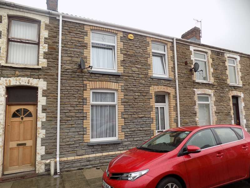 3 Bedrooms Terraced House for sale in Arthur Street, Port Talbot, Neath Port Talbot. SA12 6EH