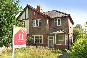 3 Bedrooms Semi Detached House for sale in Wetherby Road, York, YO26