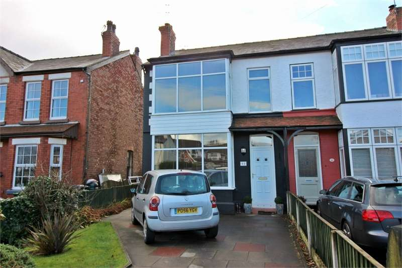 3 Bedrooms Semi Detached House for sale in Ravenmeols Lane, Formby, Merseyside