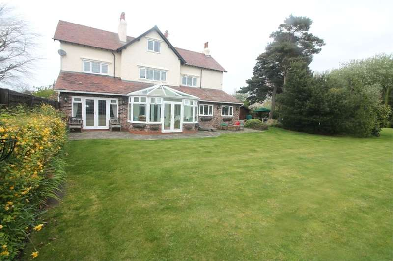 5 Bedrooms Detached House for sale in Blundell Road, Hightown, LIVERPOOL, Merseyside