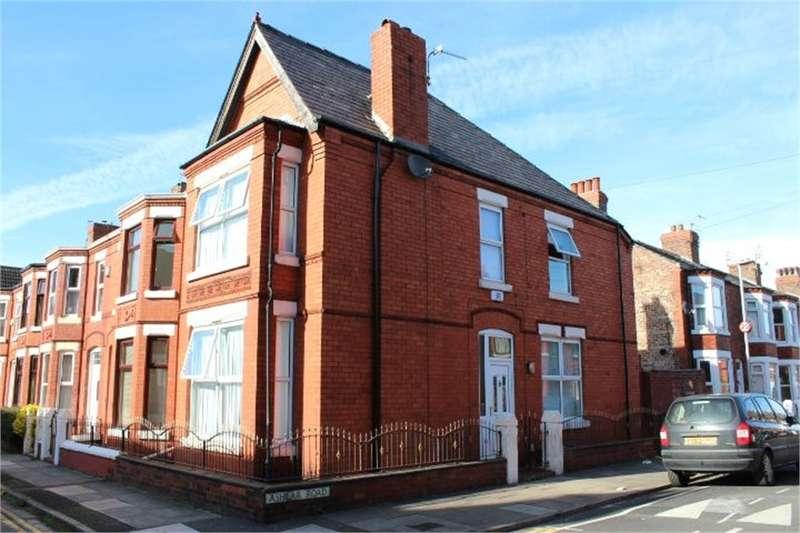 3 Bedrooms End Of Terrace House for sale in Ashlar Road, Waterloo, Merseyside