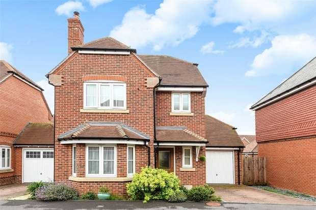 3 Bedrooms Detached House for sale in Blackberry Gardens, WINNERSH, Berkshire