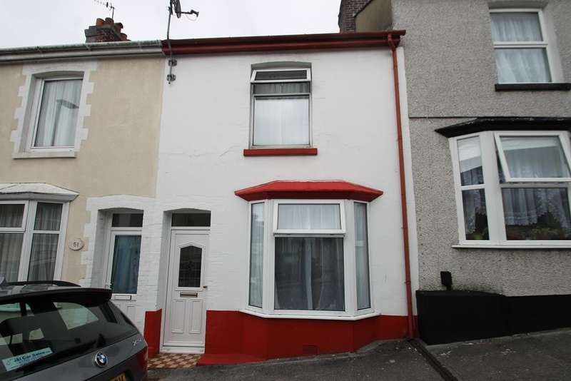 2 Bedrooms Terraced House for sale in Stoke