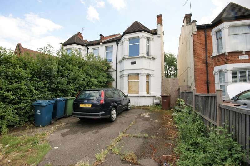 5 Bedrooms Semi Detached House for sale in Pinner Road, Harrow