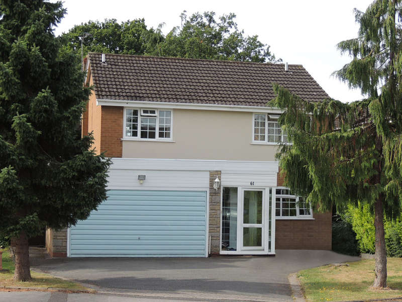4 Bedrooms Detached House for sale in Copt Heath Drive, Knowle, Solihull