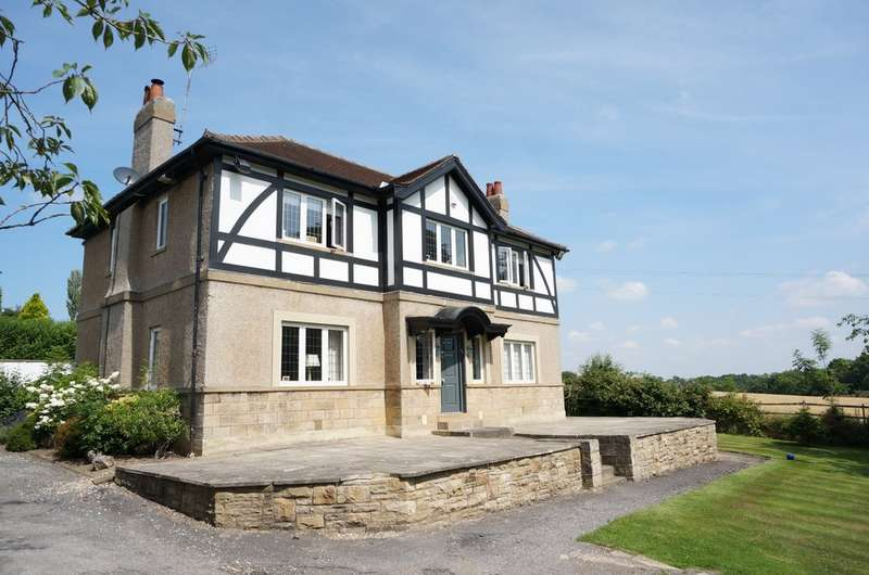 4 Bedrooms Detached House for sale in Wetherby Road, Scarcroft, Leeds, LS14 3BB