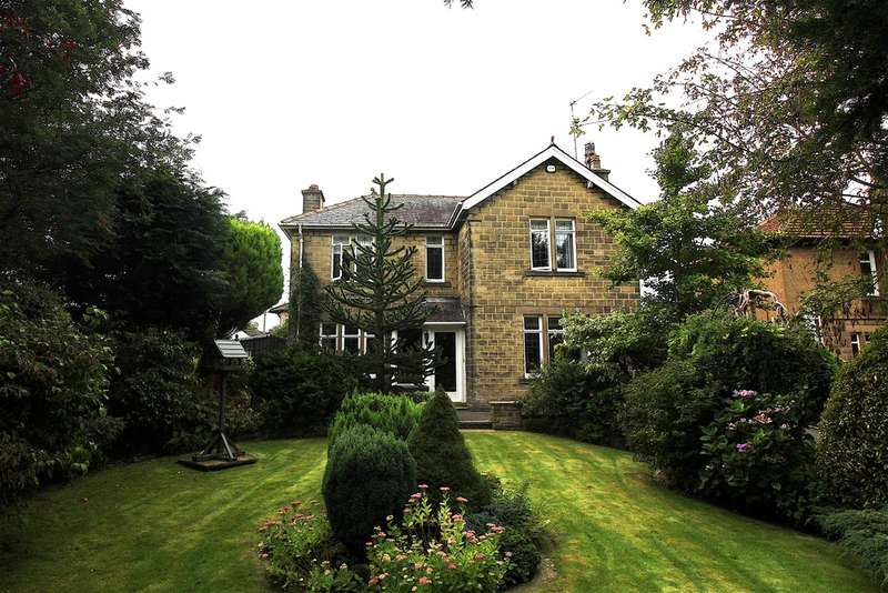 4 Bedrooms Detached House for sale in Holme Lane, Sutton-in-craven