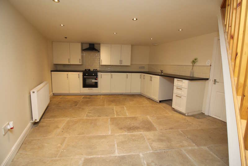 2 Bedrooms Terraced House for sale in Dubb Lane, Bingley