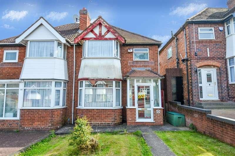 3 Bedrooms Semi Detached House for sale in Farren Road, Northfield, Birmingham