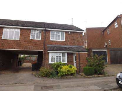 2 Bedrooms End Of Terrace House for sale in Barrow Path, Leighton Buzzard, Bedford, Bedfordshire