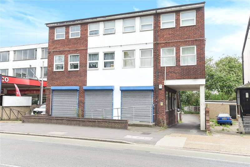 1 Bedroom Apartment Flat for sale in Flat E, 145 Station Road, West Drayton, Middlesex, UB7
