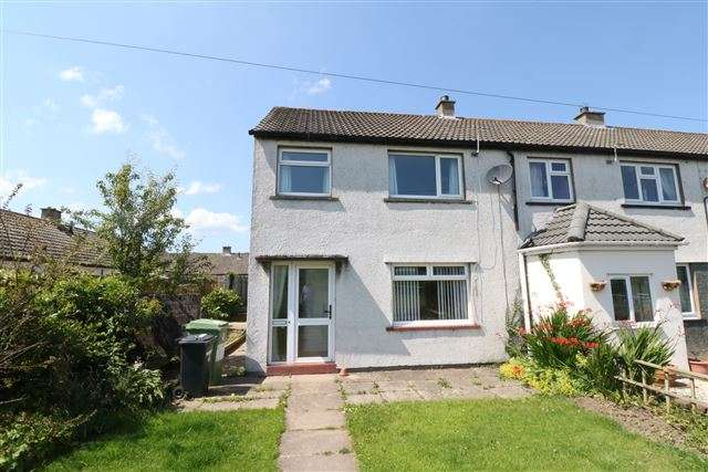 3 Bedrooms Semi Detached House for sale in Brook Close, Thursby, Carlisle, Cumbria, CA5 6PW
