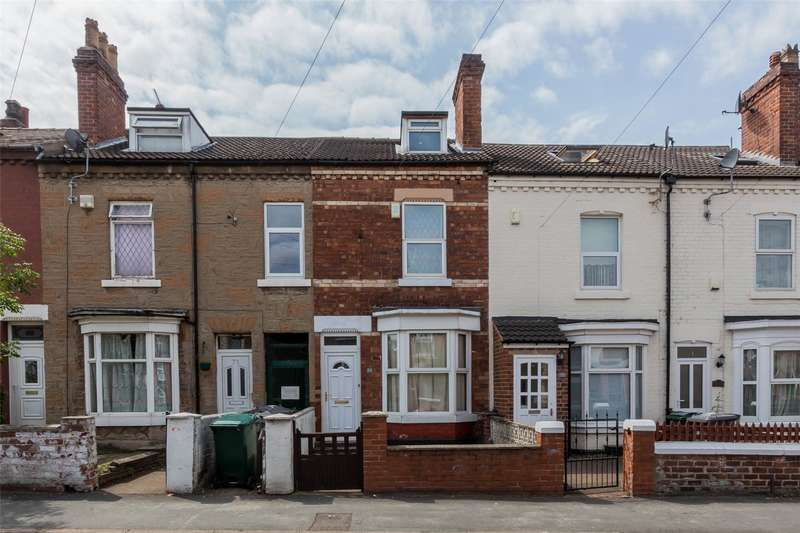 3 Bedrooms Terraced House for sale in Kings Road, Doncaster, DN1