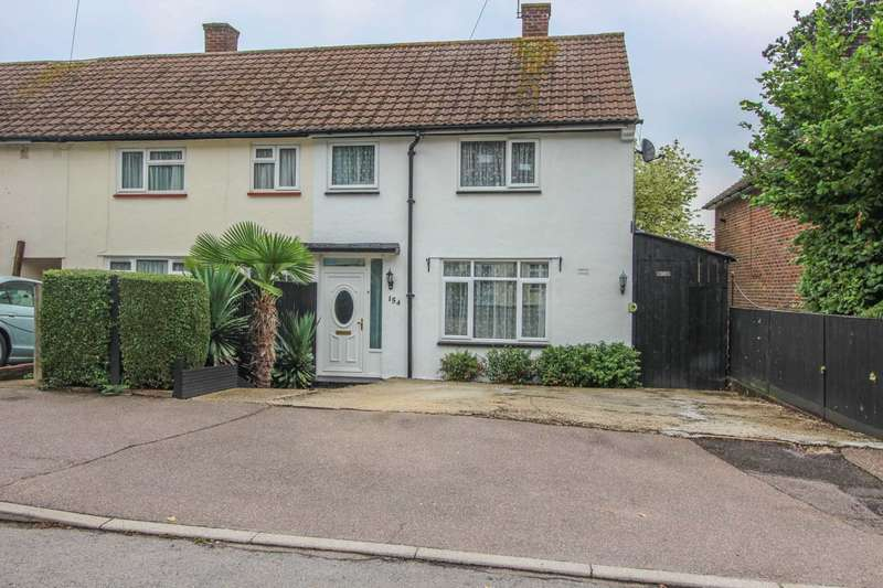 3 Bedrooms End Of Terrace House for sale in Muirfield Road, South Oxhey